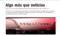 Algo más que noticias – Enrique Dans – PDF Algo más que noticias – Enrique Dans [PDF] | Cómo se enfrenta la prensa tradicional al fenómeno de la Web 2.0.
