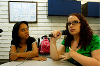 Catalina Restrepo y Juliana Rincón