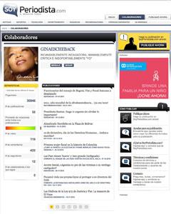 Gina Escheback en SoyPeriodista.com