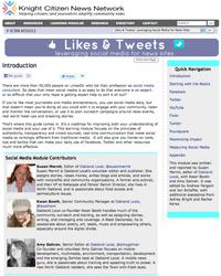 Likes & Tweets