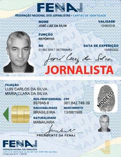 Carnet de periodista