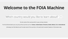 FOIA Machine