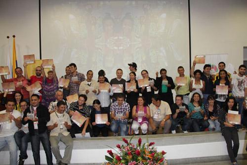 Ganadores del III Premio de Periodismo Comunitario de Medellín