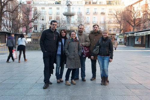 Equipo de GranadaiMedia