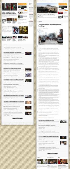 Nueva web de Reuters