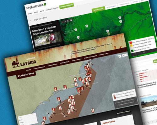 InfoAmazonia y Greenpeace Brasil - Lataria