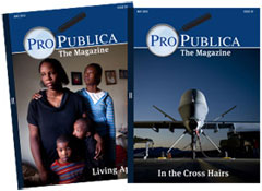 ProPublica The Magazine