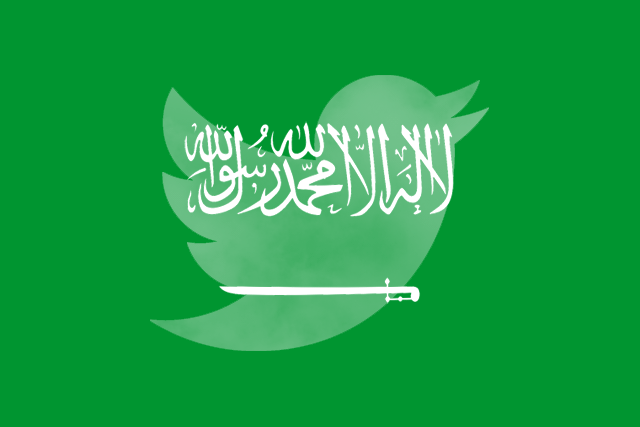 Arabia Saudí Twitter