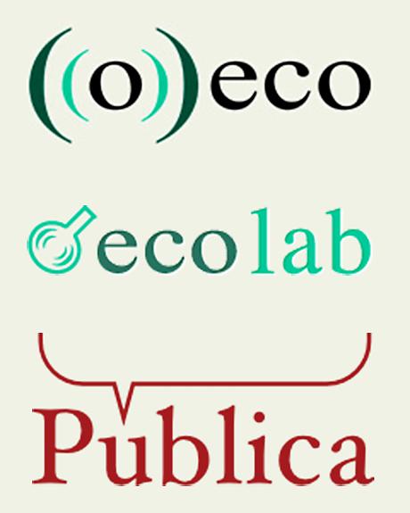 O Eco, Eco Lab y Agência Pública