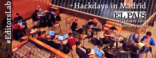 Hackdays en el diario El País