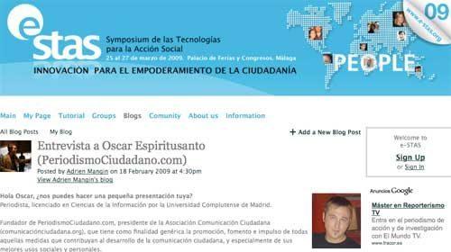 Periodismociudadano.com y el empoderamiento de la ciudadanía
