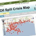 """""""Oil Spill Crisis Map"""": Geolocalizando el desastre ecológico del Golfo de México"""