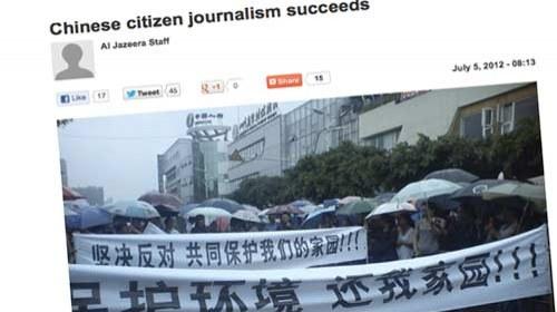 El Twitter chino: una herramienta en favor del periodismo ciudadano