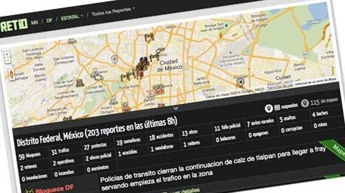 Retio: una aplicación gratuita para luchar contra el narcotráfico en México