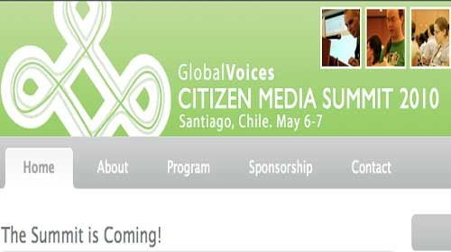 Global Voices Citizen Media Summit y la próxima generación de medios ciudadanos