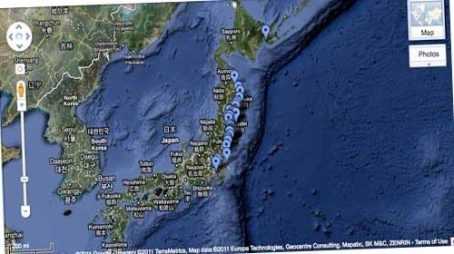 La cartografía en línea: una poderosa herramienta frente a los desastres naturales