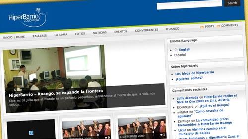 HiperBarrio se convierte en Corporación y afronta nuevos proyectos
