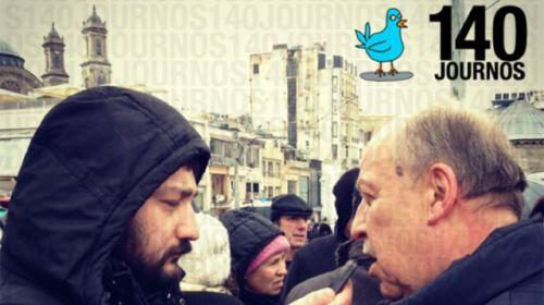 140 Journos, periodismo ciudadano contra la censura en Turquía