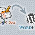 Cómo publicar noticias en tu medio usando Google Docs y WordPress