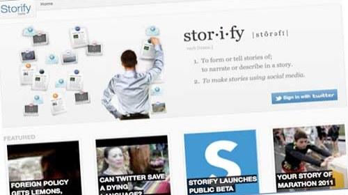 Storify se abre al público para dinamizar la información