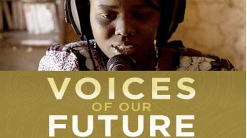 Voices of Our Future: Periodismo ciudadano para el empoderamiento de la mujer