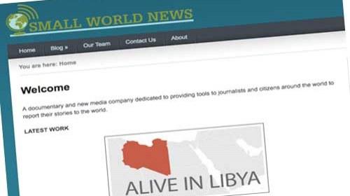 Small World News capacita a sus periodistas ciudadanos en #Libia