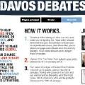 Participa en el El Foro Económico Mundial de Davos y envía tu vídeo a Youtube