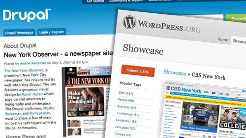 ¿Hace falta un nuevo gestor de contenidos de código abierto específico para medios?
