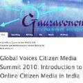 """Gaurav Mishra: """"La tecnología móvil jugará un papel cada vez más importante en los medios ciudadanos de la India"""""""