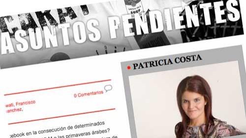 Activismo y Comunicación por Patricia Costa en Radio 5