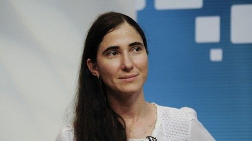 Encuentro con Yoani Sánchez en The Hub Madrid