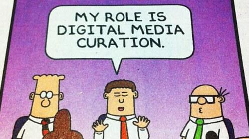 A vueltas con la definición de curación de contenidos