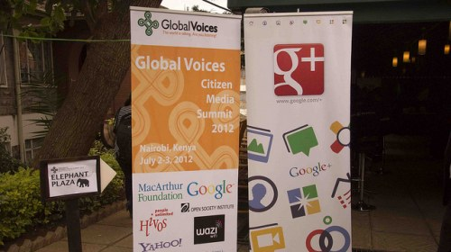 Global Voices Citizen Media Summit 2012, Da 1 &#8211; #GV2012