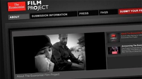 The Economist y PBS NewsHour buscan documentales por el mundo