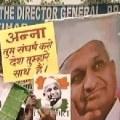 El movimiento Anna Hazare en la India, un ejemplo de lucha contra la corrupción