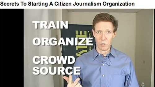 """The Uptake"" nos da algunos consejos para acercarnos al periodismo ciudadano"