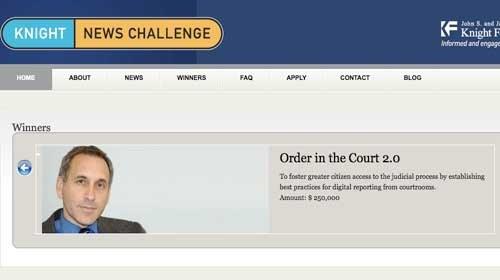 """""""Order in the Court 2.0"""": Participación ciudadana desde los Tribunales"""