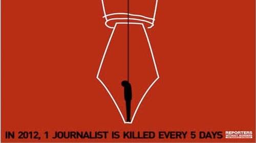 Día Mundial de la Libertad de Prensa: un periodista es asesinado cada 5 días