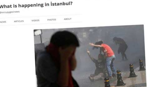 What Is Happening In Istanbul: Una web para luchar contra la indiferencia de los medios #Occupygezi