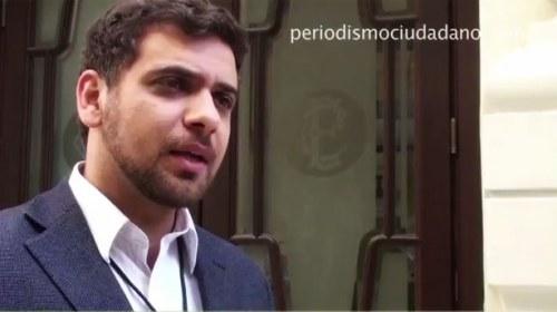 """Raed Jarrar: """"Estados Unidos es el país donde la información está más controlada"""""""