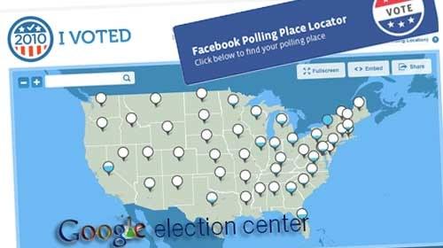 Las Redes sociales en las elecciones de EE.UU.