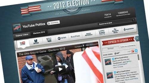 YouTube Elections Hub: una visión diferente de las elecciones en EE.UU.