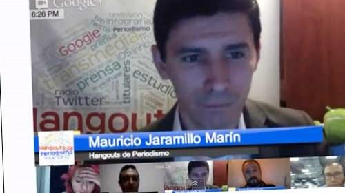 Hangout de Periodismo Ciudadano: participación y nuevos medios