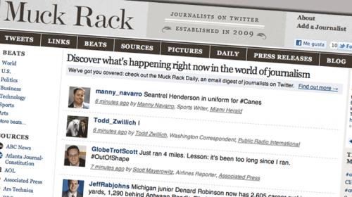 10 formas de uso de Twitter para periodistas
