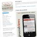 Groundviews crea la 1ª aplicación de periodismo ciudadano para el iPhone en Sri Lanka y el Sur de Asia