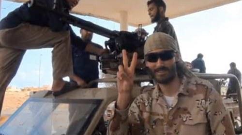 Matthew VanDyke rueda el documental de la revolución #Siria