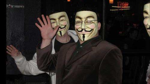 Anonymous ultima los detalles para el lanzamiento de su nueva web de noticias