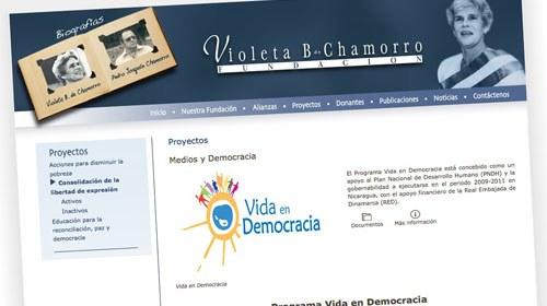 La Fundación Violeta Chamorro crea un fondo para incentivar el periodismo ciudadano en Nicaragua