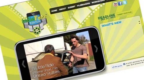 Indiefone™ Film Fest: un festival de cortometrajes rodados con el iPhone