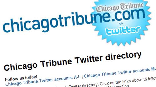 Un estudio de The Bivings Group analiza cómo utilizan Twitter los diarios estadounidenses